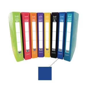 BANTEX M SERIES RING COBALT BLUE A4+ BINDER 25MM