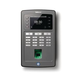 SAFESCAN TA-8020 RFID FGR TIME ATT MY