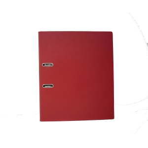 EMI FC 408 Lever Arch File 3 Inches Red