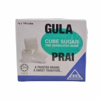 GULA SUGAR CUBES 5G - PACK OF 100