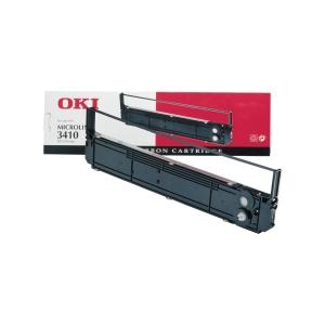 OKI páska do tiskárny 3410 (09002308), černá