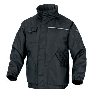 Zimní bunda Delta plus Northwood2, velikost L, šedá/černá