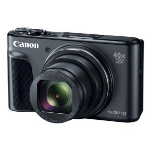 Digitální fotoaparát CanonPowerShot SX730HS, černý