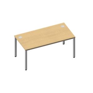 Pracovní stůl Nowy Styl Easy Space 160 x 80 x 74 cm, světlý písek