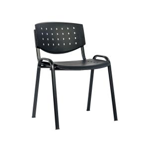 Konferenční židle Antares Taurus, černá