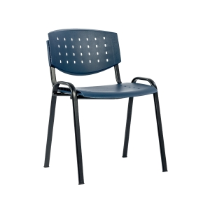 Konferenční židle Antares Taurus, modrá