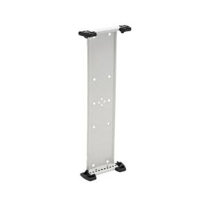 Nástěnný kovový držák pro 10 panelů Tarifold, formát A3