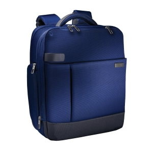 "Batoh na notebook Leitz Complete 15,6"", barva modrá"