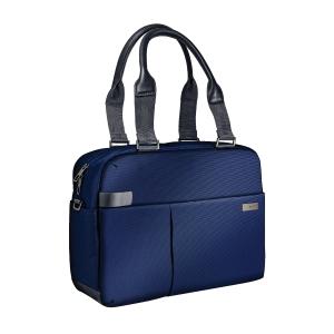 "Dámská taška na notebook Leitz Complete 13.3"", barva modrá"