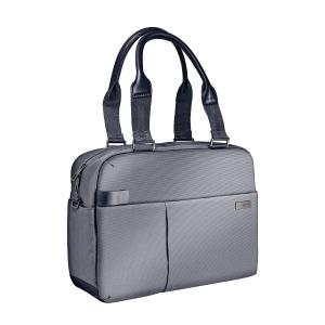 """Dámská taška na notebook Leitz Complete 13.3"""", barva stříbrná"""