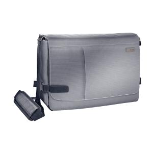 """Taška na notebook Leitz Complete 15,6"""" stříbrná"""