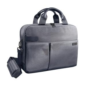 """Taška na notebook Leitz Complete 13,3"""" stříbrná"""