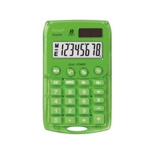 Kapesní kalkulačka Rebell Starlet, Zelená