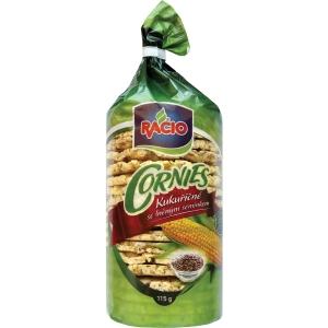 Racio Cornies s lňeným semínkem 115 g