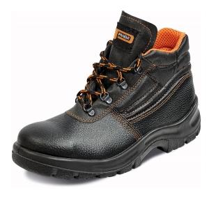 Bezpečnostní kotníková obuv S1P SRC PANDA ERGON ALFA, velikost 43