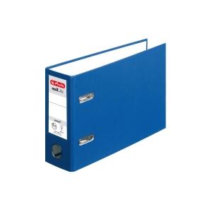 Pákový pořadač Herlitz maX.file protect A5, modrý