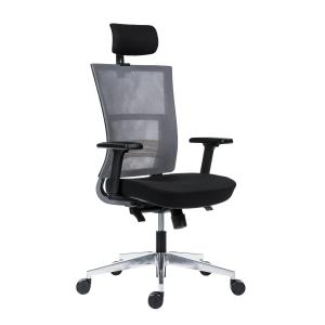 Kancelářská židle Antares Next, černá