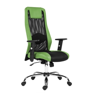 Kancelářská židle Antares Sander, zelená