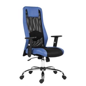 Kancelářská židle Antares Sander, modrá