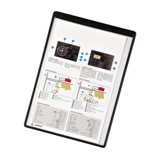 Magnetická prezentační kapsa A4 - 5 ks