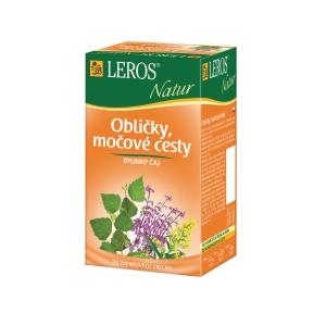Čaj Leros Natur, urologický, 20 porcí