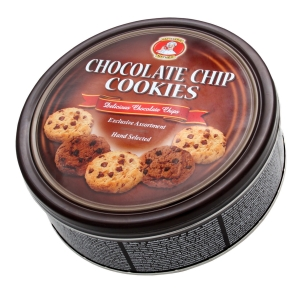 Čokoládové sušenky Patisserie Matheo, 454 g