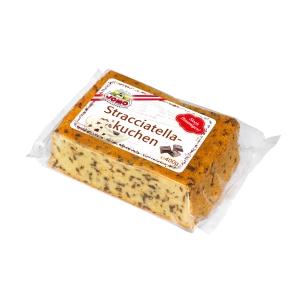 Stracciatella koláč Jomo, 400 g