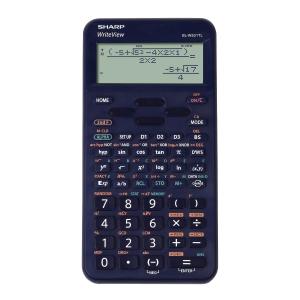 SHARP ELW531TL vědecká kalkulačka, modrá
