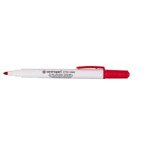 Centropen 2709 popisovač na bílé tabule, červený