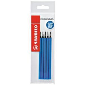Náhradní náplň pro kuličkové pero Stabilo Marathon, modrá