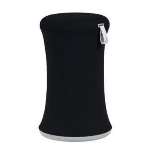 Antares Dinky F207 balanční taburet, černý
