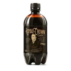 Royal Crown Cola, Classic, 0,5 l, 6 kusů