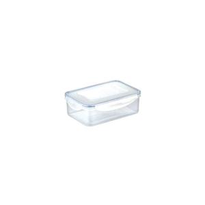 Tescoma dóza na potraviny, Freshbox, hranatá, plast, 0,2 l, průhledná
