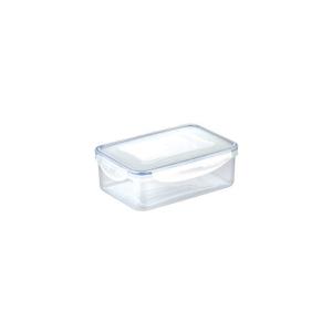 Tescoma dóza na potraviny, Freshbox, hranatá, plast, 0,5 l, průhledná