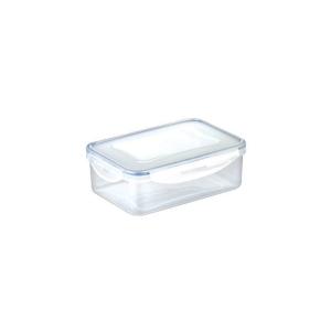 Tescoma dóza na potraviny, Freshbox, hranatá, plast, 1 l, průhledná