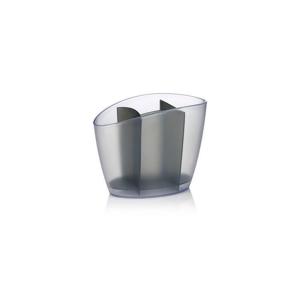 Tescoma stojan na kuchyňské nářadí, Clean Kit, šedý