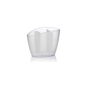 Tescoma stojan na kuchyňské nářadí, Clean Kit, bílý