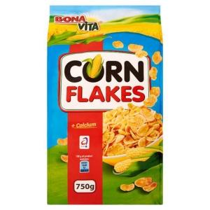 Bonavita Corn Flakes cereálie, 750 g
