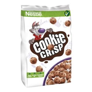 Nestlé Cookie Crisp cereálie, 500 g