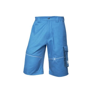 Montérkové krátké kalhoty ARDON® URBAN SUMMER, velikost 54, modré