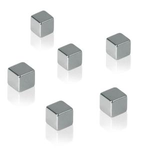 Sigel magnetky ke skleněným tabulím C5, 6 kusů