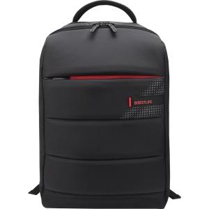 Designový 15,6  batoh BESTLIFE na notebook s USB a Type-C konektorem, černý