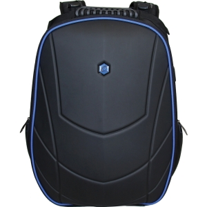Designový batoh BESTLIFE 17  speciálně navržen pro hráče, černomodrý