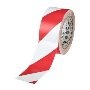Vyznačovací páska 3M™ 767i, 50 mm x 33m, bíločervená