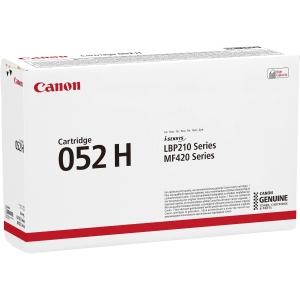 CANON laserový toner 052 H (2200C002) černý