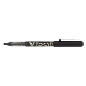 Roller Pilot V-ball černý 0,7 mm