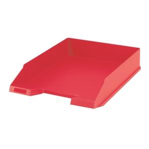 Odkladač na dokumenty Herlitz A4, červený
