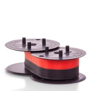 CANON barvicí páska do kalkulaček EP-102 (4202A002), černočervená