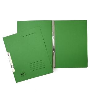 Závěsné 1/1 rychlovazače Hit Office classic - zelené, 50 ks