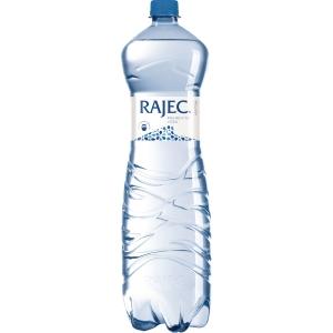 Pramenitá voda Rajec nesycená 1,5 l, 6 kusů